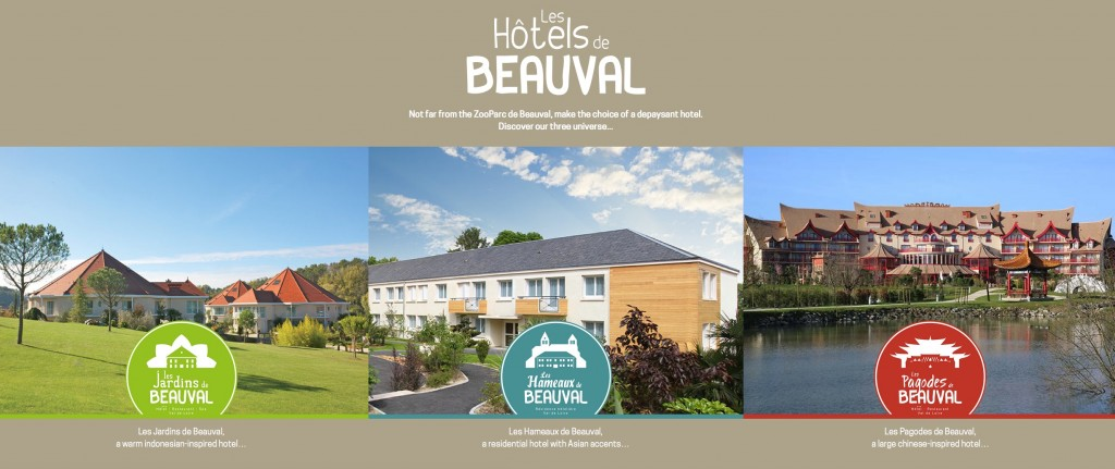 Zooparc de beauval archives for Hotels beauval